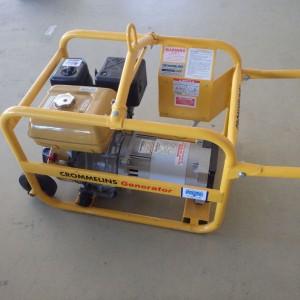 6.2 KVA 4 Stroke Generator