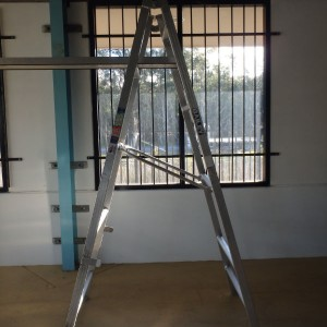 A Frame Trestles