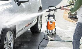 High-Pressure Cleaners & Vacuum Cleaners